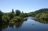 Mit dem Faltboot auf der Dordogne: Von Beaulieu nach Siourac.