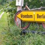 Mit dem Fahrrad in den Urlaub: Von Berlin nach Usedom in die Ferien.