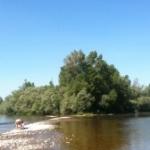 Ein Camping – Abstecher in die Franche-Comté